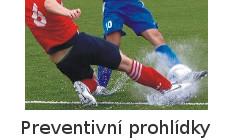 Preventivní prohlídky sportovců